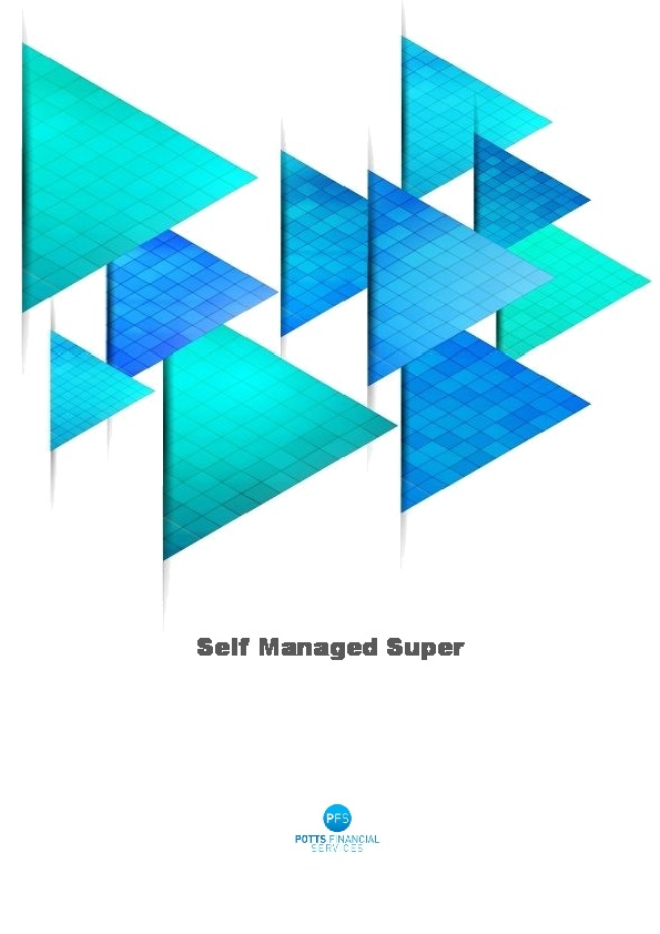 Self Managed Super